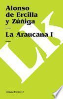 libro La Araucana I