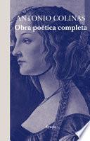 libro Obra Poética Completa