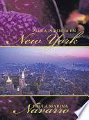 libro Paula Perdida En New York