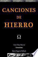 libro Poemas Y Canciones De Hierro
