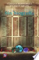 libro Sin Biografía