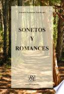 libro Sonetos Y Romances
