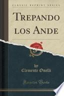 libro Trepando Los Ande (classic Reprint)
