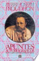 libro Apuntes Autobiográficos