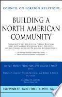 libro Building A North American Community