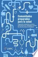 libro Comunidades Preparadas Para La Salud