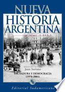 libro Dictadura Y Democracia (1976 2001)