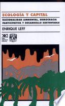 libro Ecología Y Capital