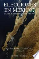 libro Elecciones En México.