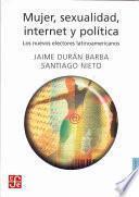 libro Mujer, Sexualidad, Internet Y Política