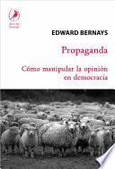 libro Propaganda