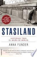 libro Stasiland
