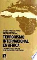 libro Terrorismo Internacional En África