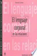 libro El Lenguaje Corporal En Las Relaciones