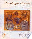 libro Psicología Clínica