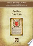libro Apellido Avellán