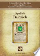 libro Apellido Baldrich