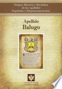 libro Apellido Balugo