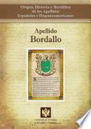 libro Apellido Bordallo