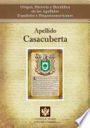 libro Apellido Casacuberta