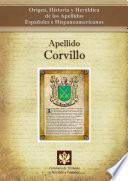libro Apellido Corvillo