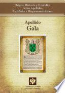 libro Apellido Gala