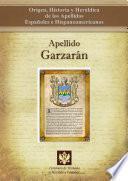 libro Apellido Garzarán