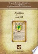 libro Apellido Laya