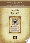 libro Apellido Lazaré