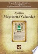 libro Apellido Magraner.(valencia)
