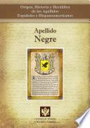 libro Apellido Negre