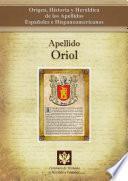 libro Apellido Oriol