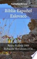 libro Biblia Español Eslovaco