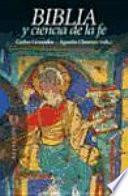 libro Biblia Y Ciencia De La Fe