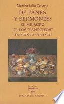 libro De Panes Y Sermones