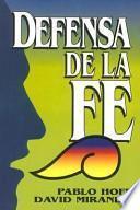 libro Defensa De La Fe