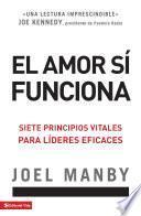 libro El Amor Si Funciona