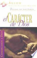 libro El Caracter De Dios