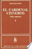 libro El Cardenal Cisneros