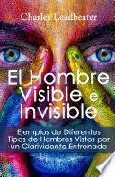 libro El Hombre Visible E Invisible