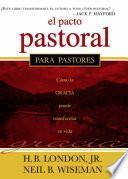 libro El Pacto Pastoral