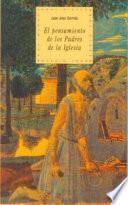 libro El Pensamiento De Los Padres De La Iglesia