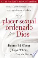 libro El Placer Sexual Ordenado Por Dios