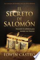 libro El Secreto De Salomón / Solomon S Secret