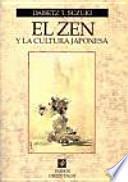 libro El Zen Y La Cultura Japonesa