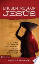 libro Encuentros Con Jesús