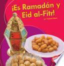 libro ¡es Ramadán Y Eid Al-fitr!