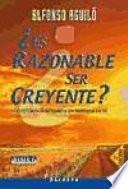 libro ¿es Razonable Ser Creyente?
