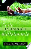 libro Evite La Tentación En Su Matrimonio