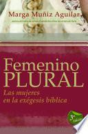 libro Femenino Plural